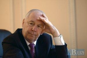Рыбак в понедельник обсудит с Януковичем дату его выступления в Раде