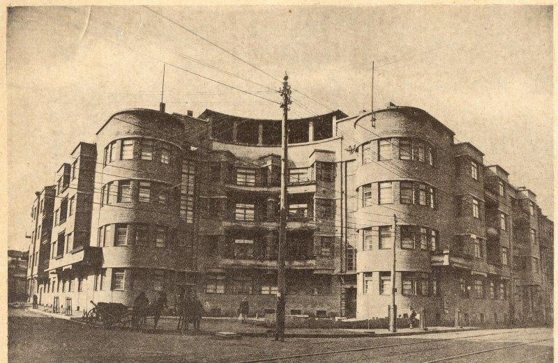 Будинок лікарів, 1932 р.
