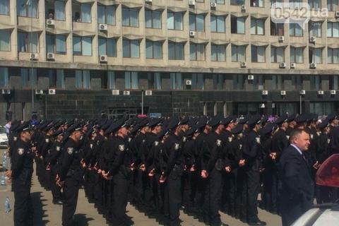 В Сумах начала работу патрульная полиция
