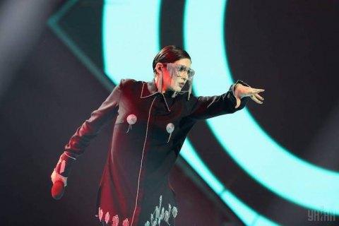 Певица Maruv получила награду MTV Europe Music Awards как лучшая российская исполнительница