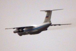 Україна закрила повітряний простір для військових літаків