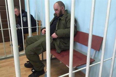"""Суд арестовал """"киборга"""" из ПС за драку на Драгобрате"""