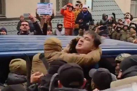 Саакашвили сбежал от СБУ