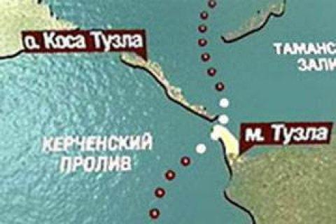 Россия не приемлет присутствие международных наблюдателей в Керченском проливе