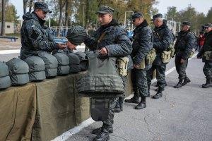 Бійці 14-ї бригади ЗСУ досі не отримали теплу форму