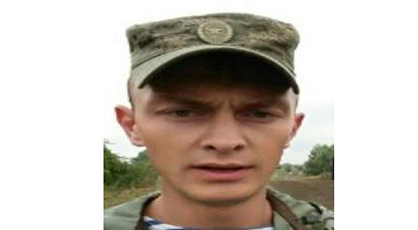 Старший лейтенант Касаев