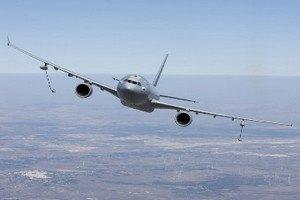 Российский самолет пропал при показательном полете