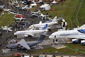 20 украинских студентов поедут на авиасалон Farnborough в Британию