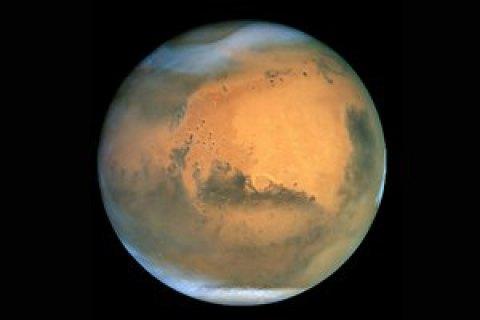 Китай призупинив дослідження на Марсі
