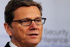 В Украину едет глава МИД Германии