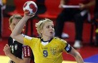 Еще одна украинская гандболистка стала россиянкой