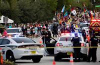 У Флориді вантажівка в'їхала у гей-парад, загинув чоловік