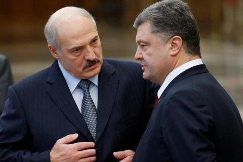 Порошенко и Лукашенко посетят ЧАЭС в годовщину аварии