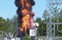 При взрыве трансформатора в Индии погибли 14 человек