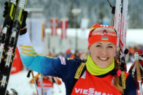 Біатлоністка Юлія Джима заявила про можливе завершення спортивної кар'єри