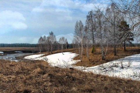 У четвер в Україні потепліє, без суттєвих опадів