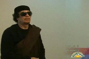 Каддафи отверг возможность переговоров с повстанцами