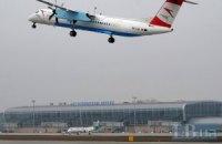 Чартер Грищенко временно парализовал вылеты в харьковском аэропорту