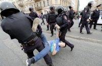 Госдума России приняла в первом чтении законопроект о штрафах за участие детей в митингах