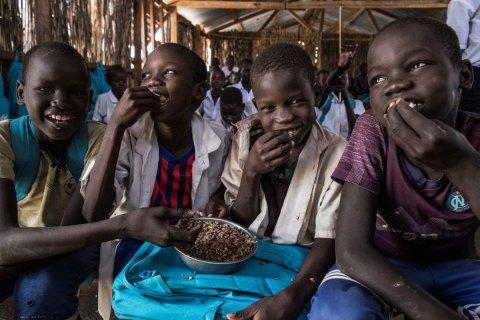 60% жителів Південного Судану виявилися на межі голоду