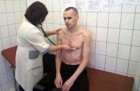 В России заявили, что Сенцов прекратил голодовку (обновлено)