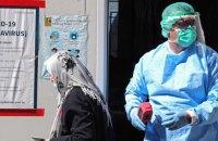 В Україні за добу зафіксовано 2088 нових випадків коронавірусу