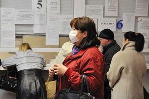Минздрав: в Украине нет эпидемии гриппа