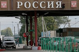 ОБСЕ: 518 людей в военной форме пересекли границу на Донбассе за неделю