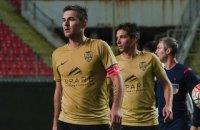 Футбольний клуб Першої ліги на порозі зняття з чемпіонату України через банкрутство