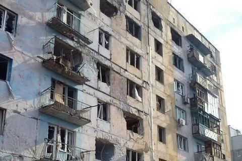 У Донецькій області в результаті обстрілу загинули 4 мирні жителі, ще 4 поранено