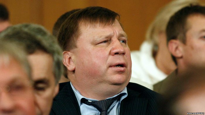 Глава российской администрации Симферополя Игорь Лукашев