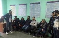 Крымскотатарских активистов удерживают в ОВД Москвы около пяти часов