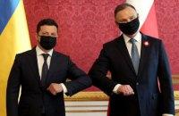 Дуда посетит саммит Крымской платформы в августе, - Зеленский