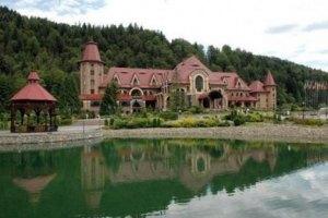 На гостьовий будиночок у карпатській резиденції Януковича піде 24 млн грн з бюджету