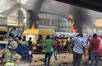 Правозащитники заявили о более 50 убитых во время протестов в Нигерии