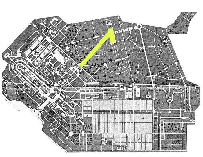 Место, где будет располагаться экспозиция музея