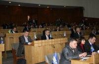 Тернопольские депутаты не смогли забрать полномочия губернатора