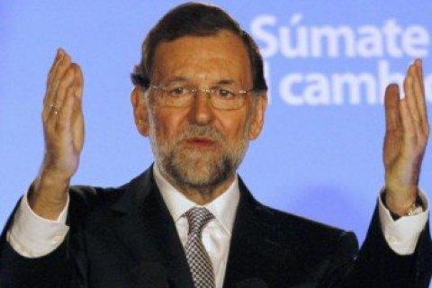 Премьер Испании приехал в Барселону