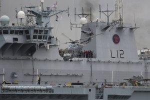 Великобританія модернізує королівський флот