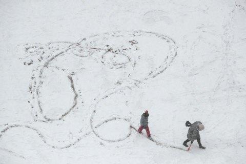 Днями в Україні прогнозують дощі зі снігом, а на заході - заметілі