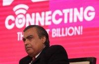 Индиец Мукеш Амбани обошел Джека Ма в списке богатейших жителей Азии