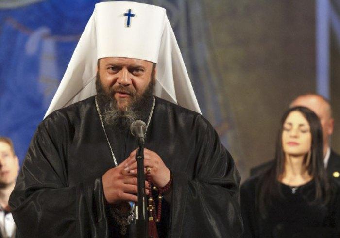 Митрополит Луцкий и Волынский УПЦ (КП) Михаил (Зинкевич)
