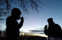 Окупаційні війська стріляли з гранатомета поблизу Водяного та Мар'їнки