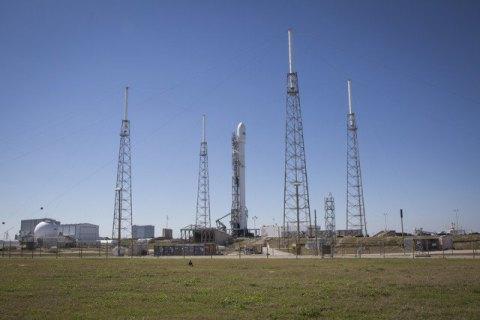 SpaceX отменила запуск ракеты за две минуты до старта