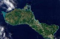 На Гуаме произошло землетрясение