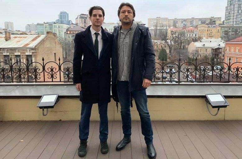 Сергей Притула и Роман Ратушный