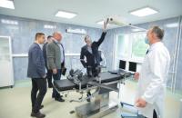 У Стрийській лікарні на Львівщини оновили приймальне відділення