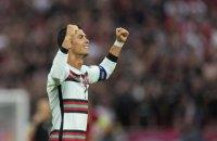 Роналду побив рекорд Шевченка на чемпіонатах Європи