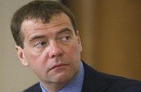 Медведев подменит Путина в зарубежной поездке