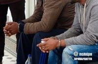 В Ивано-Франковске задержали двух иностранцев - фальшивомонетчиков